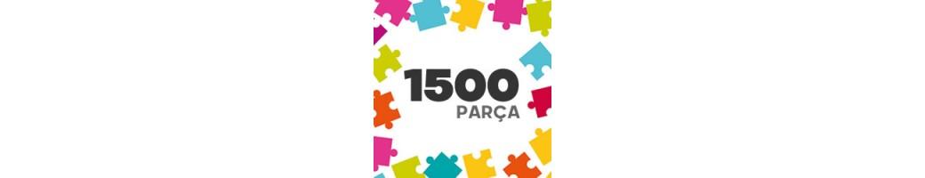 1500 Parça Puzzle