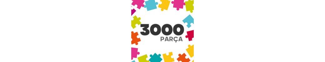 3000 Parça Puzzle