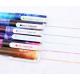 Galaxy Temalı Renkli Tükenmez Kalem 6'lı Set DG-989
