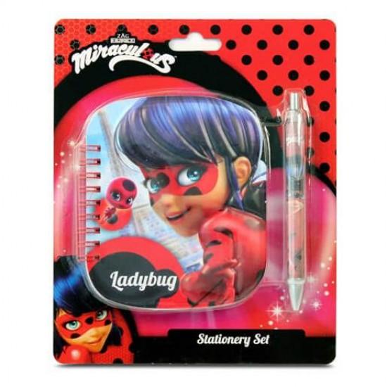 Miraculous Ladybug Kırtasiye Seti LB-3033